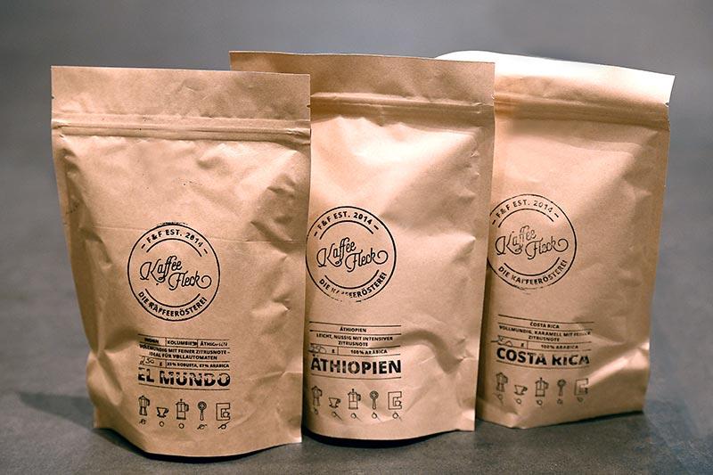 Regionaler Kaffee bei REWE Steinbeck