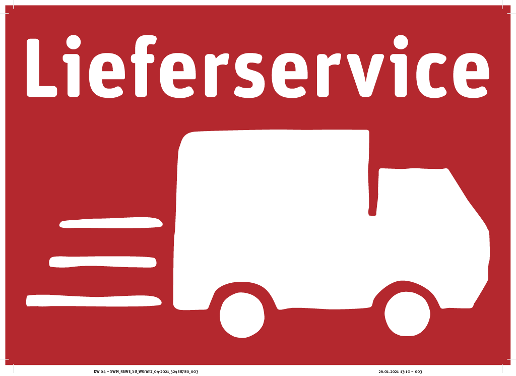 REWE Lieferservice Icon